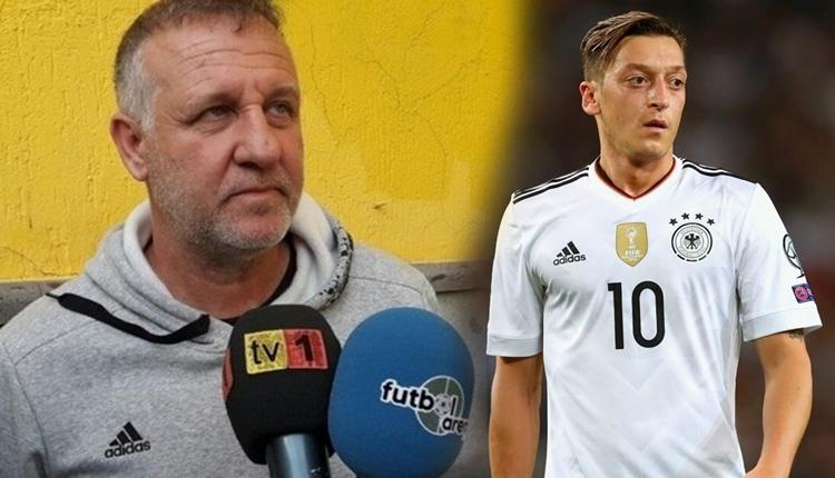 Mesut Bakkal'dan Mesut Özil'e destek geldi