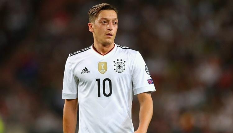 Mesut Özil: 'Erdoğan ile futbol konuştuk, politika değil'