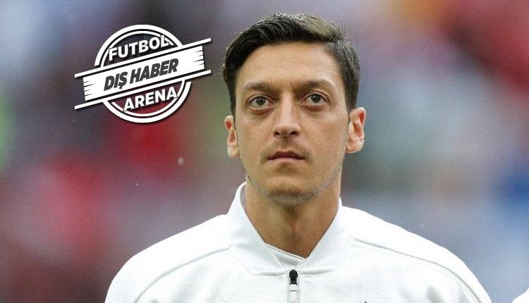 Mesut Özil'e sert sözler: 'Korkakça davrandı'