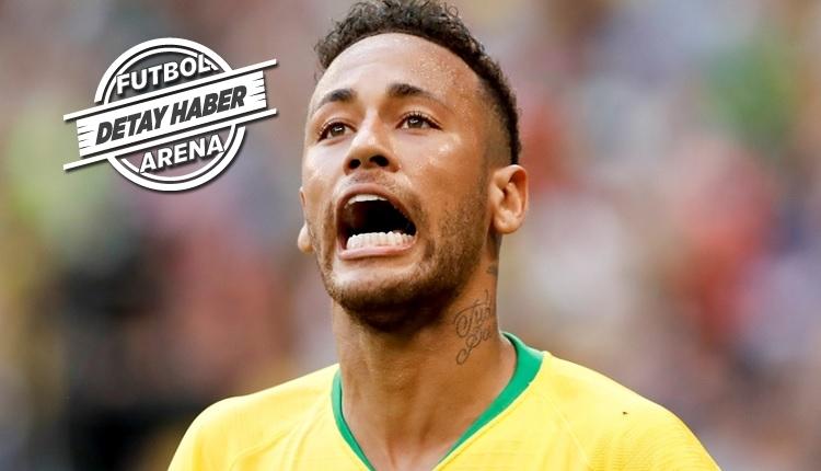 Neymar, Cristiano Ronaldo ve Messi'yi geride bıraktı
