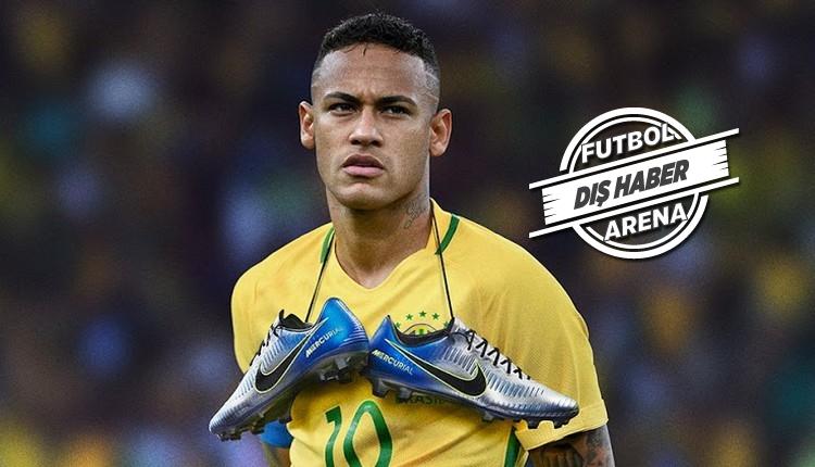 Neymar'dan Real Madrid'e transferi için flaş açıklama