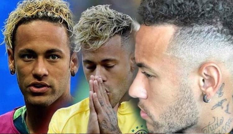 Neymar'ın saç modelleri gol sayısını geçti