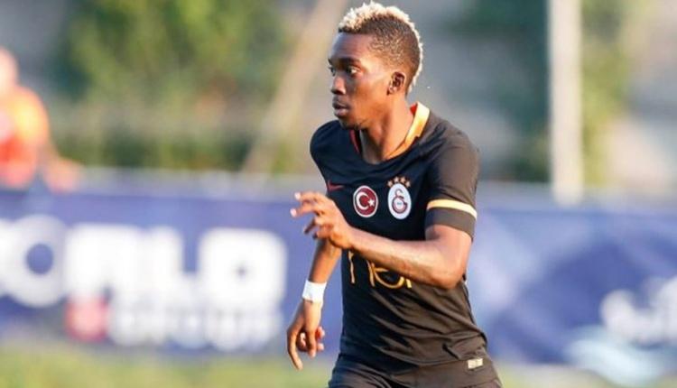 Onyekuru'dan Galatasaray açıklaması: ''Evimde gibiyim!''