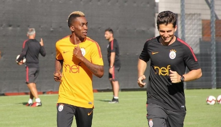Onyekuru'nun Galatasaray - Valencia maçında attığı golü İZLE
