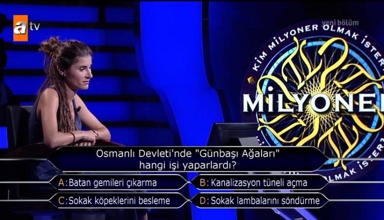 Osmanlı Devleti'nde Günbaşı Ağaları hangi işi yaparlardı?