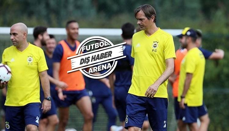 FB Haber: Phillip Cocu'dan Fenerbahçe itirafı!