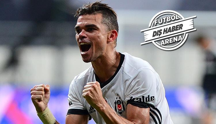 Porto, Pepe'yi transfer etmek istiyor