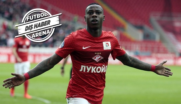 Promes: 'Türkiye'nin en iyi takımlarından biri Trabzonspor'