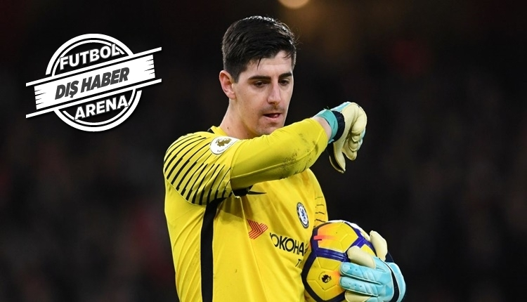 Real Madrid, Thibaut Courtois'i transfer ediyor