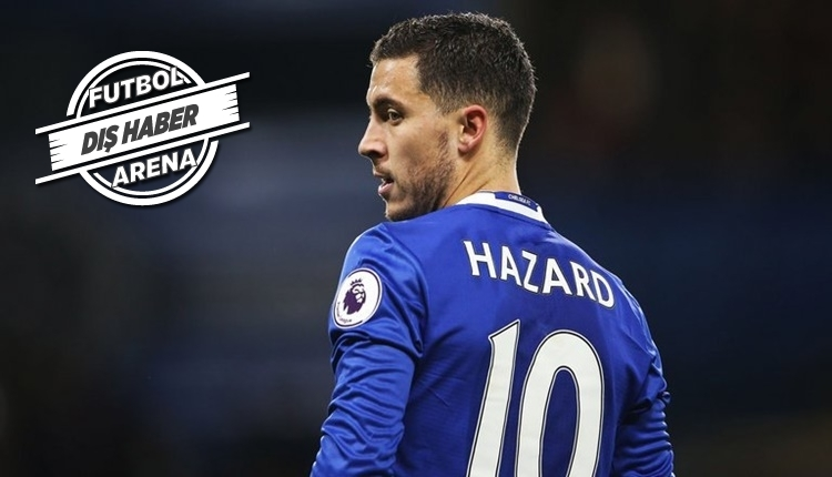 Real Madrid'ten Eden Hazard'a 150 milyon sterlin