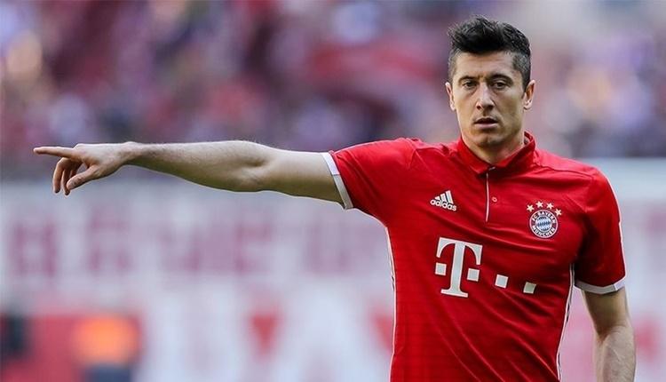 Robert Lewandowski Bayern Münih'ten ayrılacak mı?