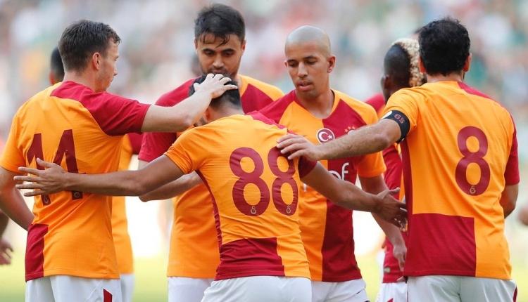 Sakaryaspor 0-3 Galatasaray maç özeti ve golleri (İZLE)