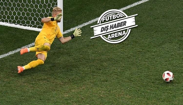 Schmeichel Modric'in penaltısını nasıl kurtardığını anlattı