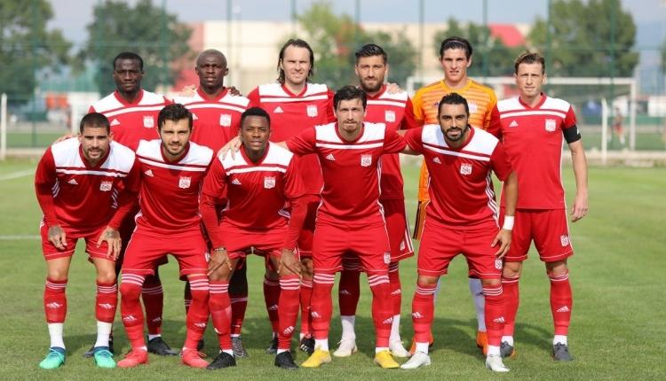 Sivasspor 2-1 Sebail FK maç özeti ve golleri (İZLE)