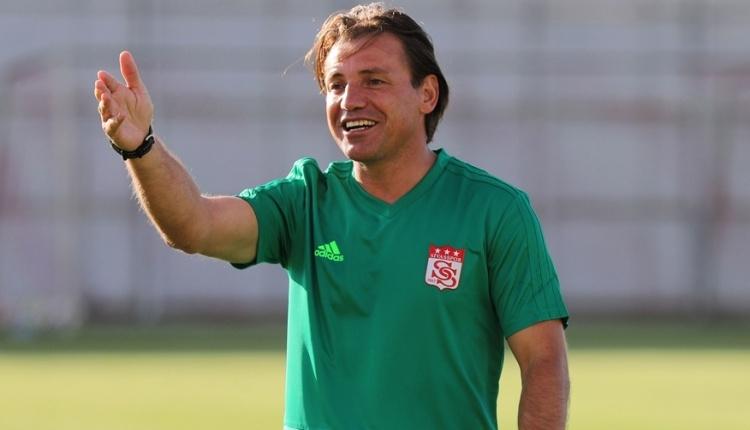 Sivasspor'da Tamer Tuna'dan transfer açıklamaları ''İtina ile sürdürüyoruz!''