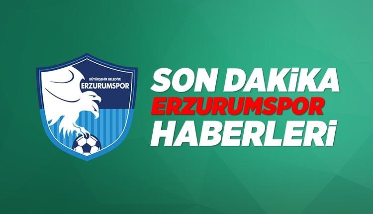 Son Dakika Erzurum Haberleri: Erzurumspor'un transferleri, gelen giden futbolcular (9 Temmuz 2018 Pazartesi)
