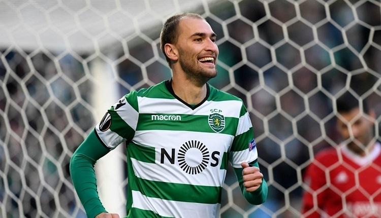 Sporting Lizbon, Bas Dost transferini duyurdu