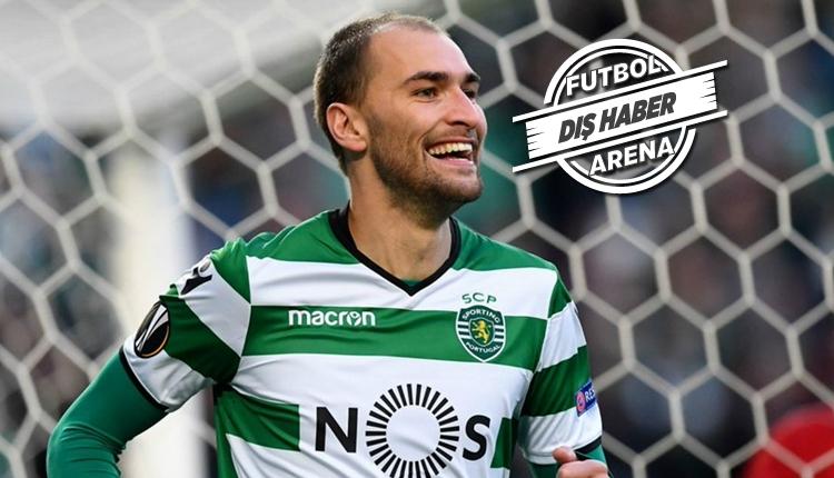 Sporting'den Bas Dost için yeni hamle