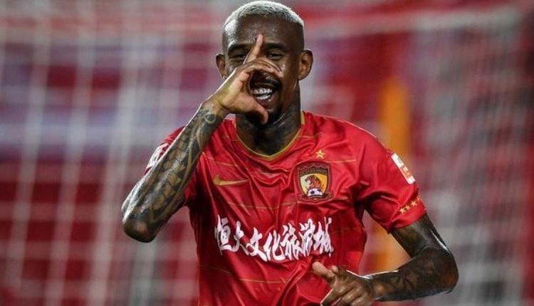 Talisca, Çin'de şov yaptı! Talisca'nın Çin'deki golleri İZLE