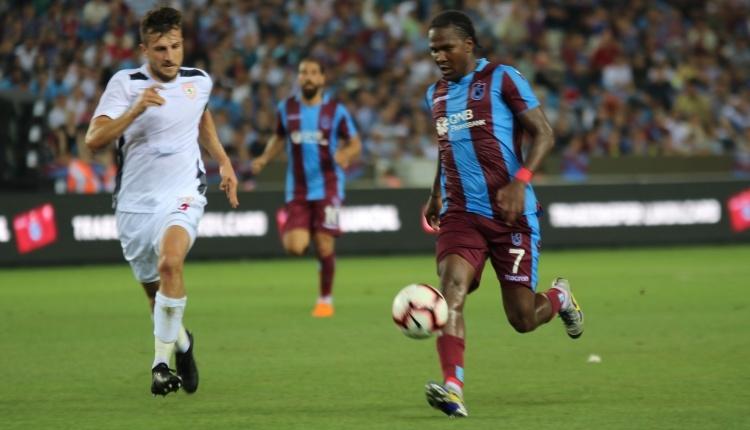 Trabzonspor 3-0 Samsunspor maç özeti ve golleri (İZLE)