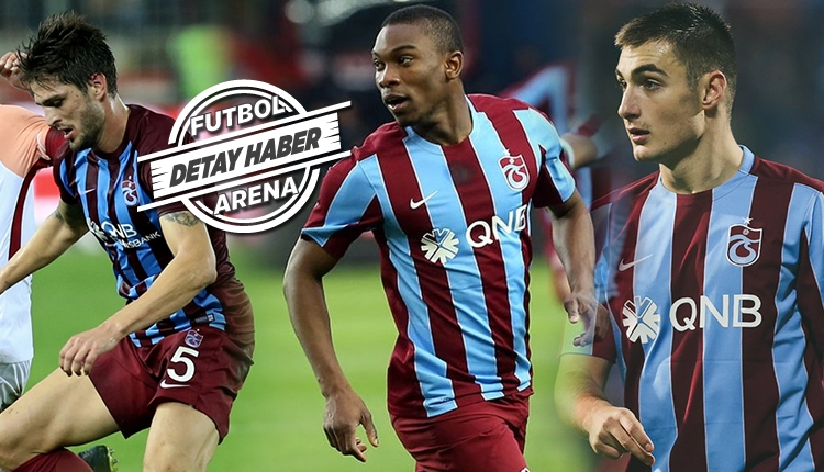 Trabzonspor transferde kasasını doldurdu