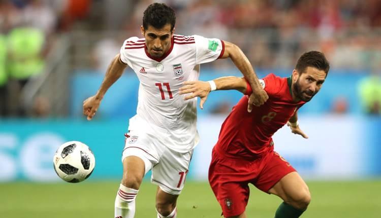 Trabzonspor Vahid Amiri'yi KAP'a bildirdi!