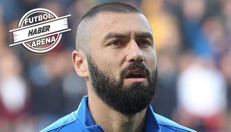 Trabzonspor'da Jose Sosa, Kucka ve Burak Yılmaz'da sıcak gelişmeler