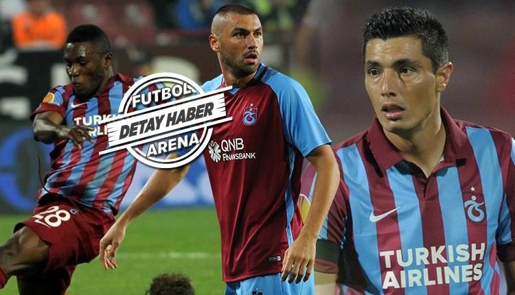 Trabzonspor'dan 65 milyon Euro'luk golcü transferi