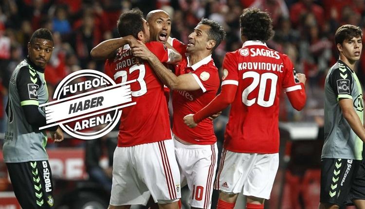 Türk takımlarının Benfica'ya karşı aldığı sonuçlar
