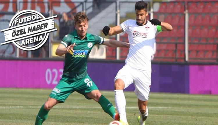 Ümraniyespor Konyaspor'dan Recep Aydın'ı kiraladı