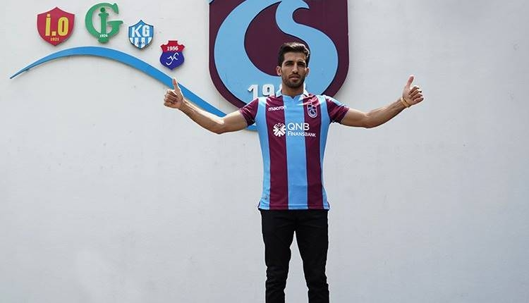 Vahid Amiri'den ilk açıklama 'Trabzonspor'un büyüklüğü...'