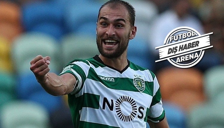 Ve Bas Dost, Sporting Lizbon ile anlaştı