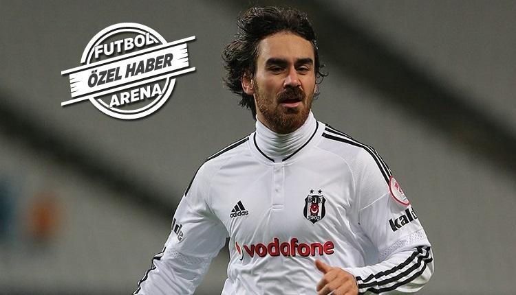 Veli Kavlak Beşiktaş yönetiminin teklifine hayır dedi