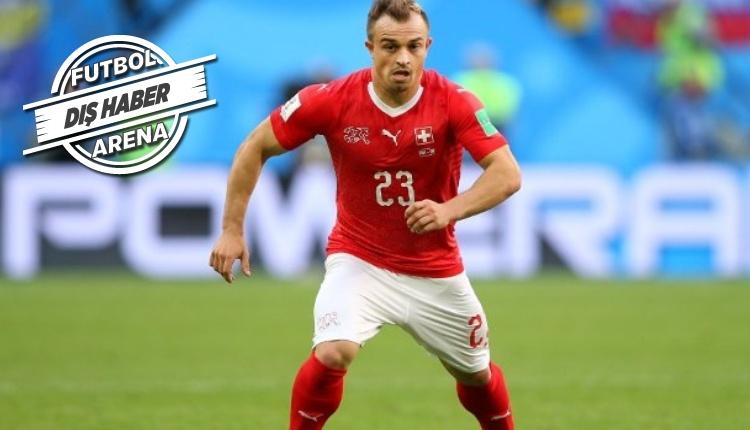 Xherdan Shaqiri, Liverpool'a transfer oldu