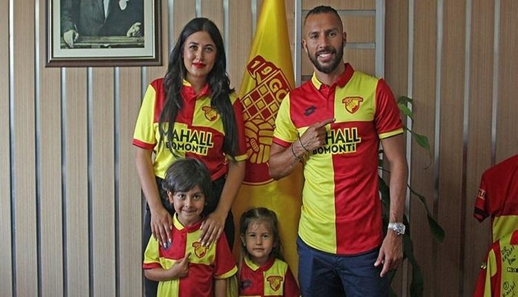 Yasin Öztekin: 'İnşallah Galatasaray'a gol atarım'