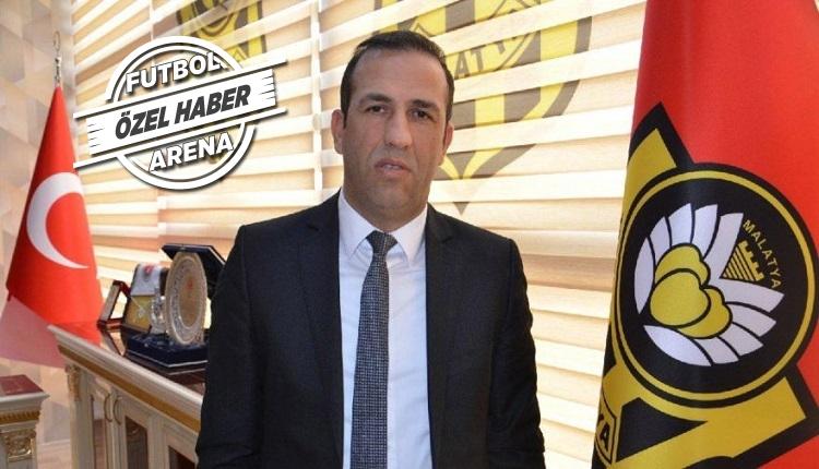 Yeni Malatyaspor Başkanı Adil Gevrek'ten Tarık Çamdal ve Sercan Yıldırım açıklaması