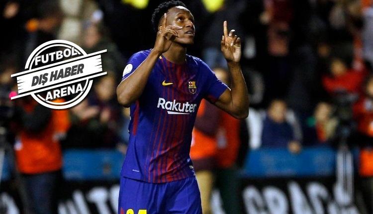 Yerry Mina için Barcelona'dan transfer kararı