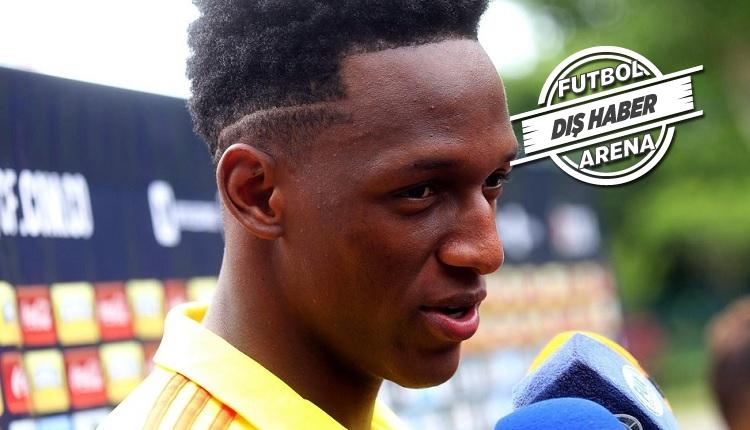 FB Transfer: Yerry Mina'dan transfer açıklaması