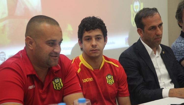 Adil Gevrek'ten transfer açıklaması: ''İki oyuncu daha'' (Guilherme, Malatyaspor'da)