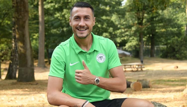 Adis Jahovic, 'Konyaspor kariyerimde dönüm noktası'