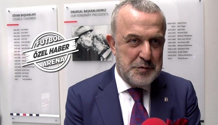 Ahmet Ürkmezgil, LASK Linz maç sonu FutbolArena'ya konuştu