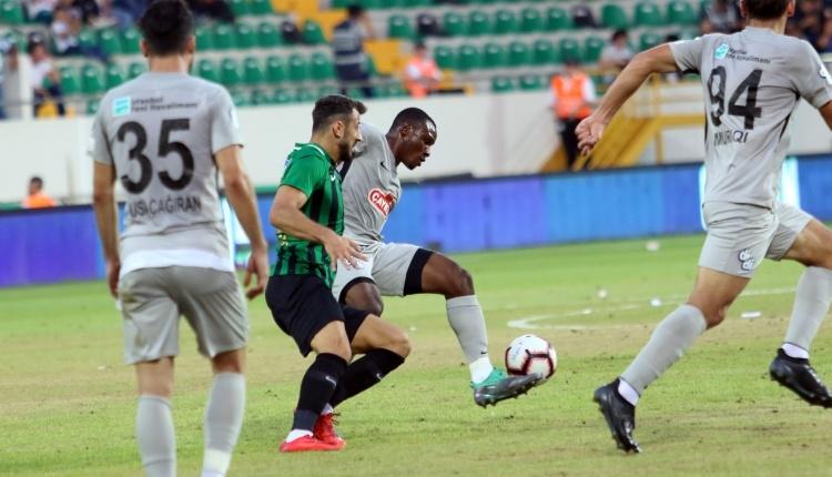 Akhisarspor 1-1 Çaykur Rizespor maç özeti ve golleri (İZLE)