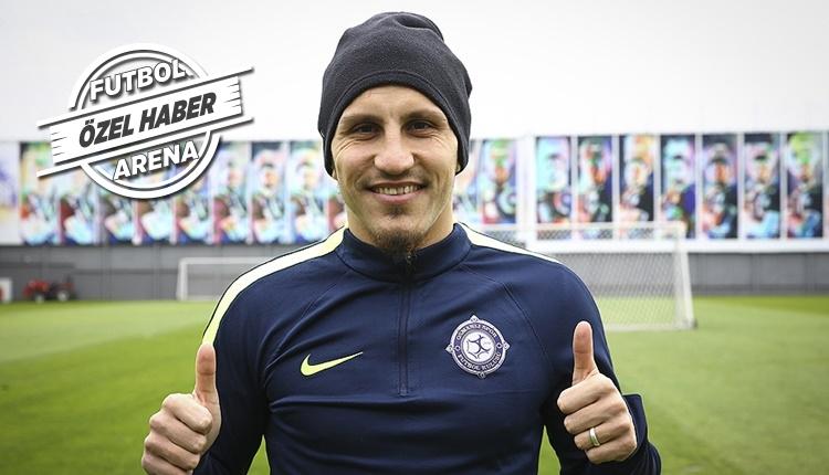 Transfer Haberleri: Akhisarspor, Regattin ile anlaşma sağladı