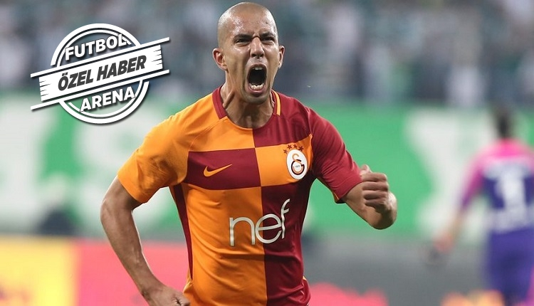 Al Hilal'in Feghouli için transfer kararı