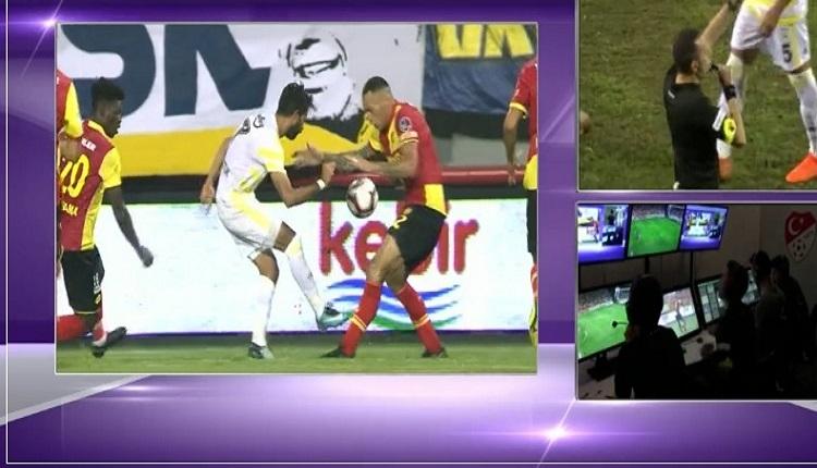 FB Haber: Alper Potuk'un Göztepe maçında penaltı isyanı! VAR sistemi devrede