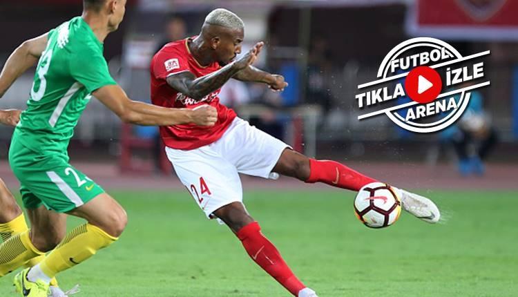 Anderson Talisca gollere devam ediyor! 8 maç 11 gol (İZLE)