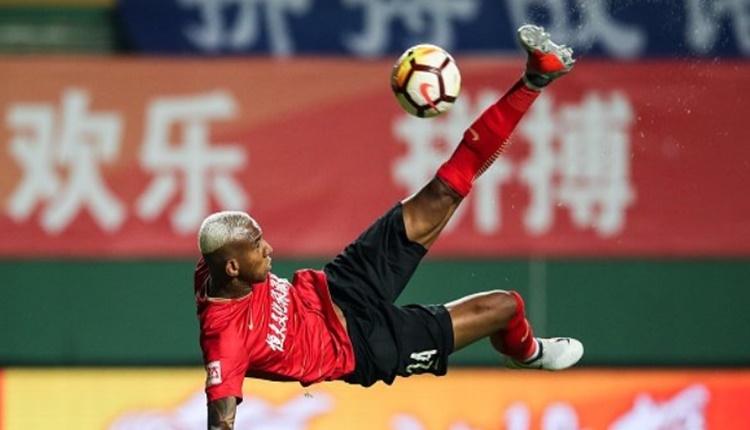 Anderson Talisca'nın Henan Jianye'ye attığı goller