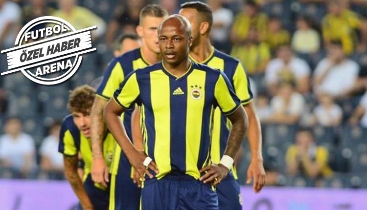 Andre Ayew Benfica maçında oynayacak mı? Sakatlığı ciddi mi?