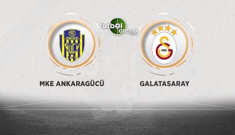 Ankaragücü Galatasaray canlı şifresiz izle (GS Ankaragücü beIN Sports canlı)