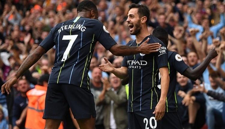 Arsenal 0-2 Manchester City maç özeti ve golleri